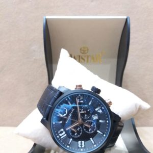 Mont Blanc Chronograph Black Edition Men's Watch