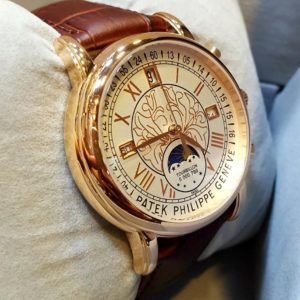 Patek Philippe Tourbillon 5000799 Men's Watch