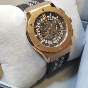 Hublot Automatic Chronometer Date Display Men's Watch