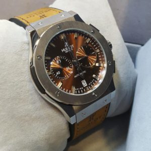 Hublot Chronograph Automatic Date Display Men's Watch