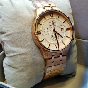 Tissot 1853 Chronograph Rose Gold Men's Watch