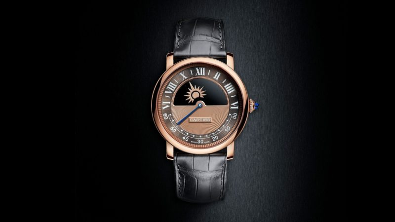 Presenting The Cartier Rotonde de Cartier Mysterious Day & Night
