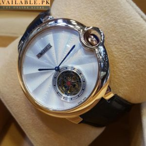Cartier Ballon Bleu De Cartier White Dial Watch Price In Pakistan