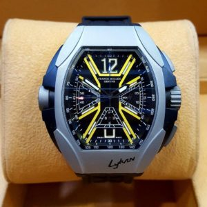 Franck Muller Lykan Vanguard Chronograph Automatic Yellow