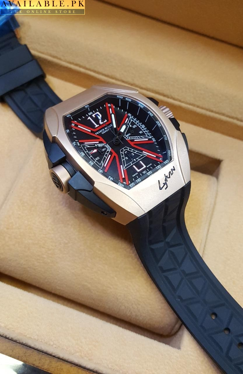 Buy Franck Muller Vanguard Chronograph Automatic Watch For