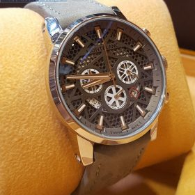 Mont Blanc Clay Chronograph Timewalker Chronograph 43mm Price In Pakistan