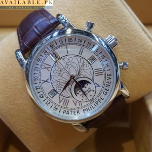 Patek Philippe Tourbillon Moon Phase Geneve Watch Price In Pakistan