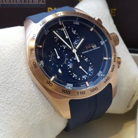 Porsche Design P6540 Heritage Tachymeter Blue Dial Watch For Men Price In Pakistan