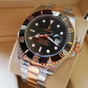 Rolex Submariner GMT Master 2 Black Dial Watch Price In Pakistan