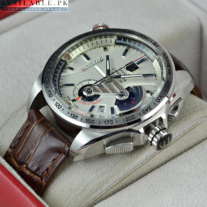 TAGHEUER GRAND CARRERA CALIBRE 36 CHRONOGRAPH