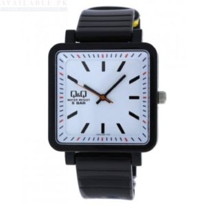 Q&Q VQ92J008Y Analog White Men's Watch