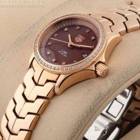 Tag Heuer TAG-55-BR Link Lady Price In Pakistan