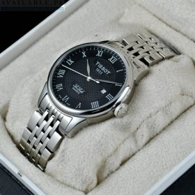 TISSOT LE LOCLE SIMPLICITY STEEL