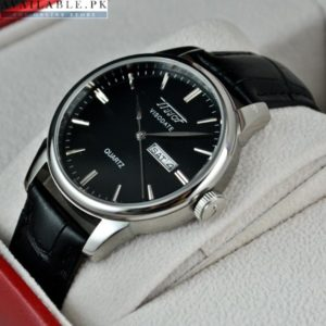 tTISSOT LE LOCLE LEATHER STRAP Watch