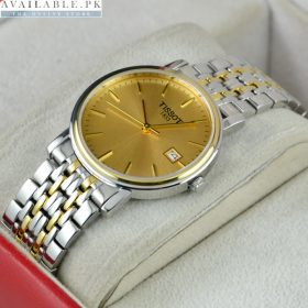 Tissot Desire Highest Quality golden with Stainless Steel Watch