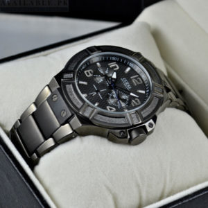 GUESS RIGOR GUN METALLIC Watch