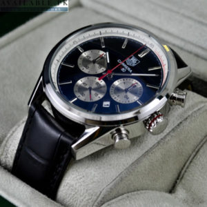 TAGHEUER CARRERA CH80 CHRONOGRAPH Watch For Men