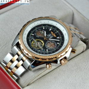 Breitling For Bentley Automatic Tourbillion Watch