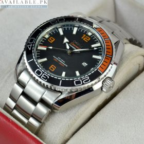 Omega Seamaster Co Axial Date