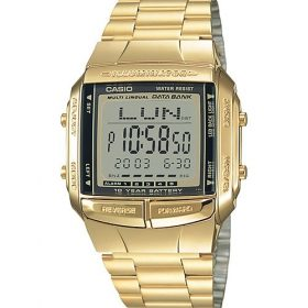 Casio DATA BANK DB-360G-9A- For Men Price In Pakistan