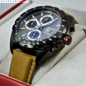 TAGHEUER FORMULA 1 LEATHER Watch For Men