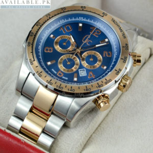 GUESS Gc 05 Chronograph SportChic Collection Watch