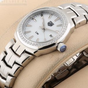 Tag Heuer Link Lady Diamond TH 02