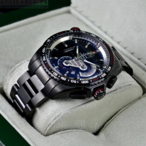 TAGHEUER GRAND CARRERA CALIBRE 36 BLACK Watch For Men