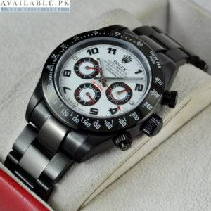 Rolex Daytona Winner Edition Black Men's Watch