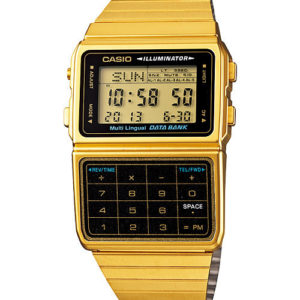 Casio DATA BANK DBC-611G-1DF- For Men Price In Pakistan