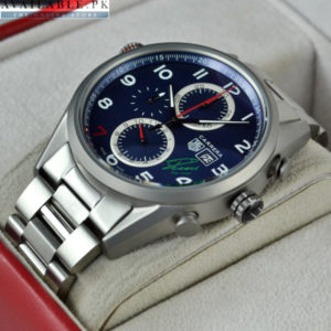 TAGHEUER CARRERA CHRISTIANO RONALDO SIGNATURE WATCH