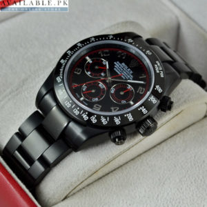 Rolex Daytona Cosmograph Winner Edition Black