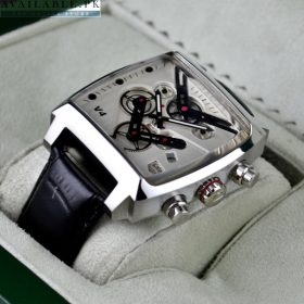 TAGHEUER MONACO V4 STRAP Watch For Men