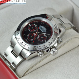 Rolex Daytona Red Cosmograph Winner Edition Men's Watch