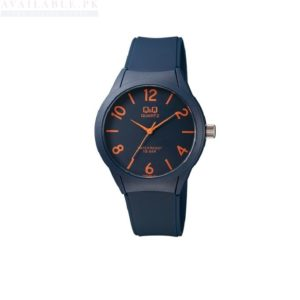 Q&Q Blue Resin Analog Unisex Watch VR28J022Y Price In Pakistan