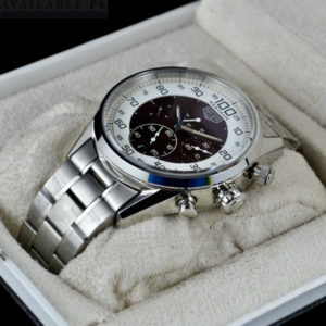 TAGHEUER CARRERA MIKROGRAPH 100 AUTOMATIC Watch For Men