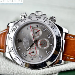 Rolex Daytona Cosmograph Mustard Brown Men's Watch