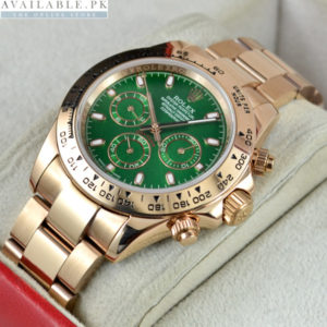 Rolex Daytona Cosmograph Eve Rosegold 2016 Men's Watch
