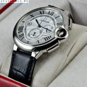 CARTIER BALLON CHRONOGRAPH Watch
