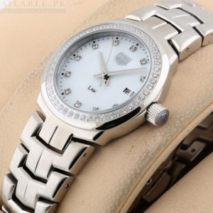 Tag Heuer Link Lady Diamond TH-02