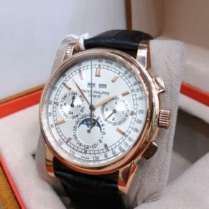 PATEK PHILIPPE 5270R-001 PERPETUAL CALENDAR CHRONOGRAPH WATCH Price In Pakistan