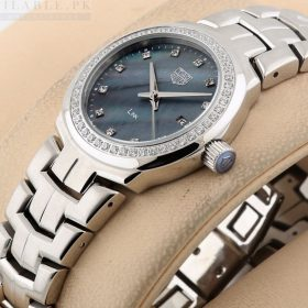 Tag Heuer Link Lady Diamond TH-05 | Available.Pk