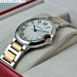CARTIER BALLON BLUE QUARTZ TWO TONE Watch