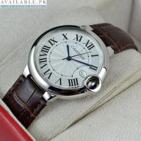 CARTIER BALLON BLUE QUARTZ Watch