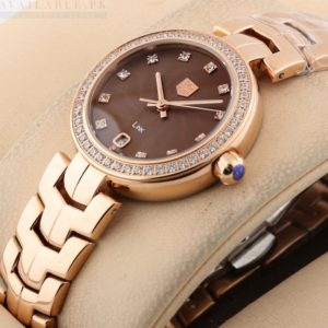 Tag Heuer Link Lady Diamond TH-07