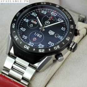 Tagheuer Connected Chronograph Watch For Men