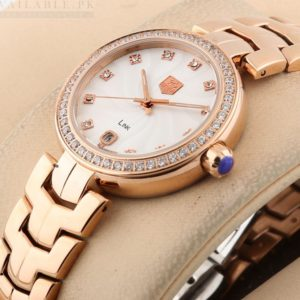 Tag Heuer Link Lady Diamond TH-09