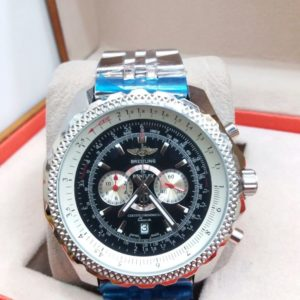 Breitling For Bently Chronometer GMT Automatic Watch Price In Pakistan