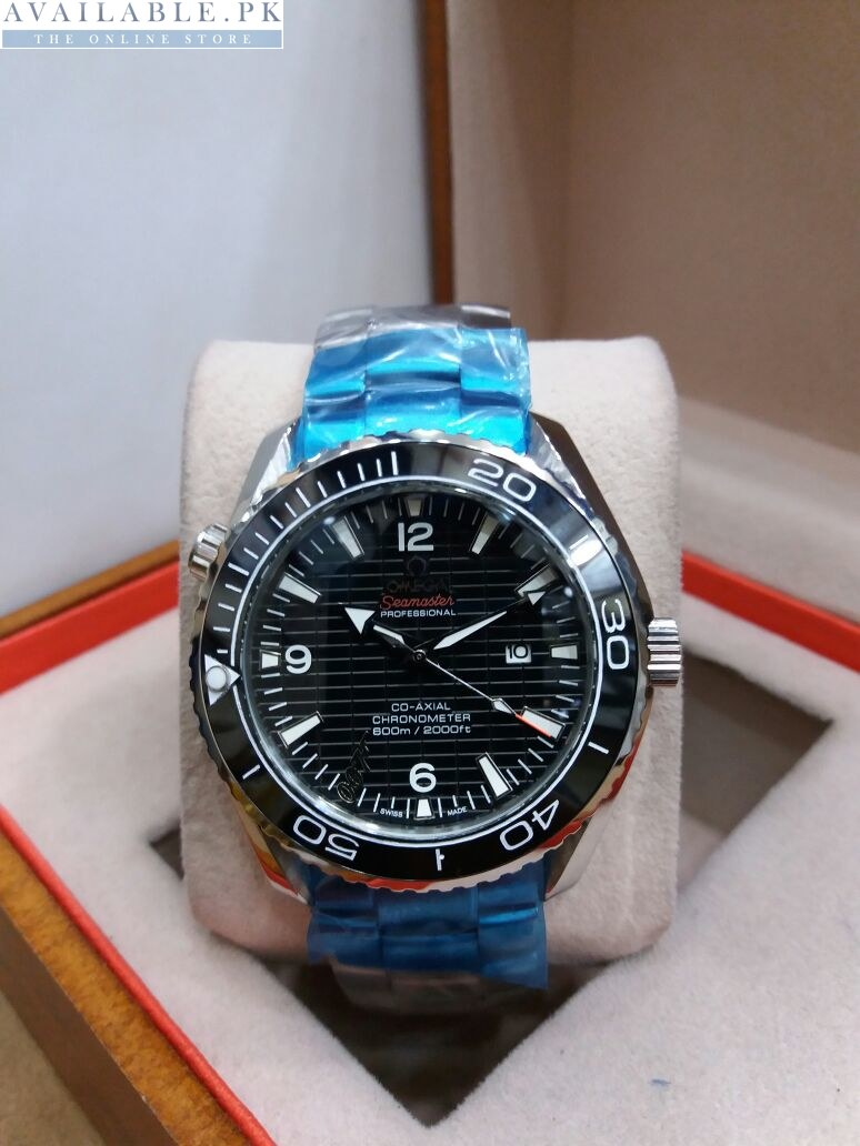 02c48d117418 Omega Seamaster Professional Co-Axial 007 James Bond Edition Price In  Pakistan