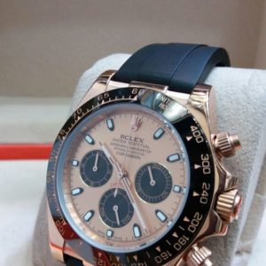 Rolex Oyster Perpetual Daytona Golden Black Men's Watch
